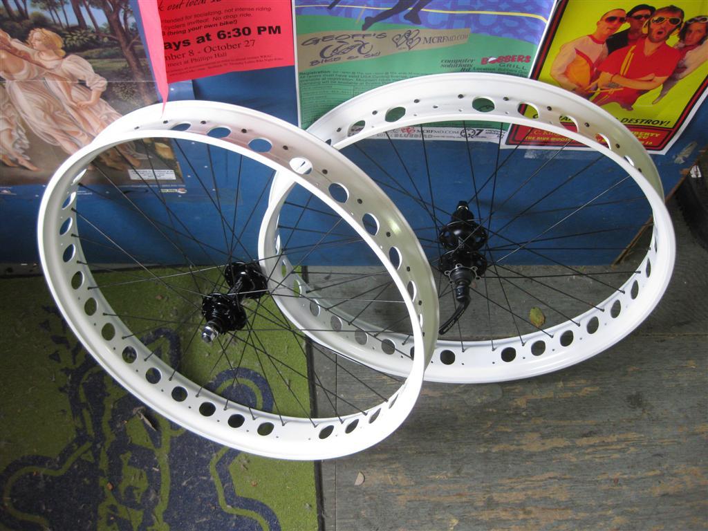 pugsley wheelset… | The Broken Spoke